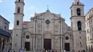 The Cathedral of San Cristobal de La Habana